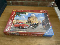 Ravensburger Jigsaw Puzzle , 1000 pieces, Happy Days Oxford by Kevin Walsh NEW
