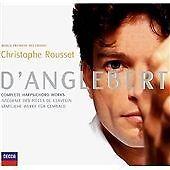 Jean-Henri d'Anglebert: Complete Harpsichord Works. Christophe Rousset (2000)