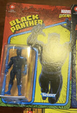 "Marvel Legends Series [Retro] Kenner - Black Panther 3.75"" Action Figure | MINT"