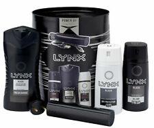 Lynx Black Trio Powerbank Speaker Giftset Deodorant Shower Gel - NEW SEALED
