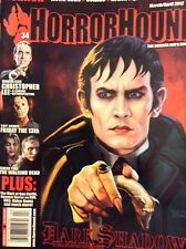 Horror Hound Magazine Dark Shadows Friday The 13th March/April 2012 121417nonrh