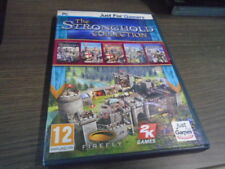 POUR PC The Stronghold collection