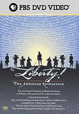 Liberty The American Revolution (DVD, 2004, 3-Disc Set)