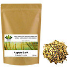 Aspen Bark Populus Tremula Wild Harvested Organic           from Altai