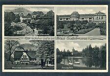 Ansichtskarte So schön ist´s in Bad Salzbrunn - 00823