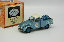Norev Press 1/43 - Citroen 2CV AZU Pick Up Butagaz
