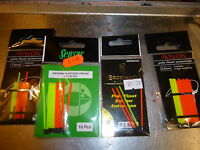 POLE FLOAT HOLLOW POLE FLOAT TIPS X1PACK sensas /browning /avalon