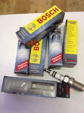 Bosch Platinum Iridium Spark Plug Super Plus FGR7DQP+ set of 6 0242236562 German