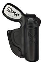 B21 Leder Holster für Mace Pepper Gun Pistolenholster schwarz VlaMiTex NEU