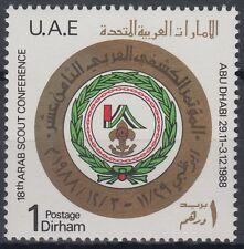 UAE 1988 ** Mi.263 Pfadfinder Scouts Scouting