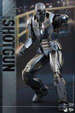 Hot Toys MMS309 1/6 Iron Man 3 Mark 40 XL Shotgun Tony Stark Action Figure