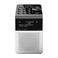 Panasonic RF-D20U DAB+ AM/FM Clock Radio - White
