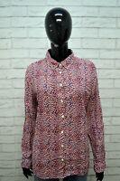 Camicia Donna TOMMY HILFIGER Classic Taglia XL Maglia Manica Lunga Shirt Woman