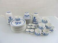 Melitta Jeverland Porzellan, Friesisch Blau - diverse Teile