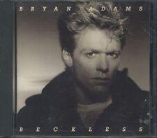 Bryan Adams - Reckless Early Press France Cd