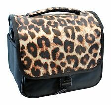 Designer Leopard DSLR Camera Bag, HAN-E226678293000