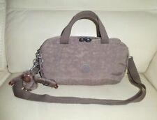 Kipling - Wolly sac repas brun avec singe comme NEUF