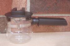 DeLonghi Caffe Sorrento BAR 4U Carafe & Lid Replacement Glass Decanter Pot