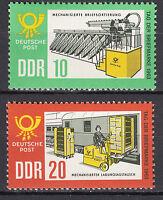 DDR 1963 Mi. Nr. 998-999 Postfrisch ** MNH