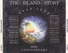 U2/Traffic/Bob Marley+ others - The Island Story 1962-1987 - 25th Anniv. - 2 CDs