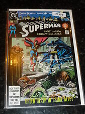 SUPERMAN Comic - 2nd Series - No 44 - Date 06/1990 - DC Comics