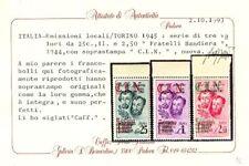 Emiss. C.L.N. Torino CLN Serie compl. FAI TU IL PREZZO