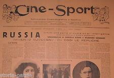 PUGLIA_BARI_CINEMA_SPETTACOLO_SPORT_CALCIO_FILM RUSSIA_CALCIATORI BARESI_D'EPOCA