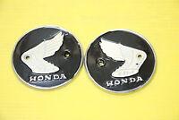 Honda C92 S90 CL90 CD50 CD70 CB160 C200 CA200 C201 Emblem side cover fuel tank