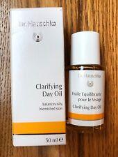 Dr Hauschka Kosmetik Clarifying Day Oil Balances Oily Blemished Skin 30ml