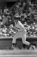 Original 35MM B&W Negative, NY Yankees Graig Nettles May 26, 1980