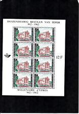 Belgien, ( EB ) Block 27 postfrisch,  siehe Scan