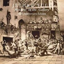 Jethro Tull Minstrel in The Gallery LP 6 Track With Booklet 40th Anniversary ISS