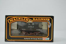 OO GAUGE 10T PLANK WAGON WITH GW 3562 TARPAULIN COVER (PREOWNED)