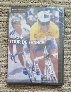 New Sealed World Cycling Productions 1994 Tour de France DVD Miguel Indurain