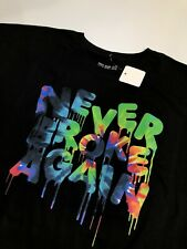 Never Broke Again Graphic Tee Black Sz 3XL NWT 100% Authentic