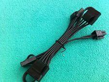 6 pin to 4x IDE DRIVER POWER cable for Corsair TXM,RM,HX ,ORIGINAL, HX1050