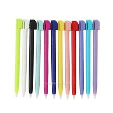 12 Colorful Plastic Touch Screen Pen Stylus For Nintendo NDSL 3DS XL NDS NDSI XL