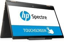 HP Spectre x360 15-ch004na 4K Convertible Laptop, i7-8705G 16GB 1TB SSD, 3DL06EA