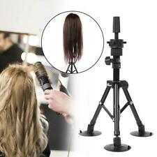 Salon Beauty Hair Training Head Stand Hairdressing Styling Mannequin Tripod NEW