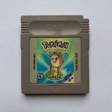 Pokemon Jade - Bootleg, working save! - Gameboy