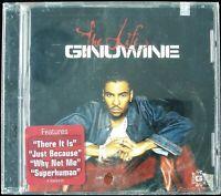 "GINUWINE ""THE LIFE"" 2001 CD ALBUM 15 TRACKS R&B/HIP HOP ~RARE~ *SEALED*"