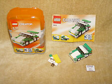 LEGO Sets: Creator: Basic Model: Traffic: 6910-1 Mini Sports Car (2012) BOXED