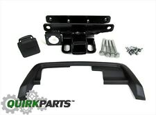 2005-2010 JEEP GRAND CHEROKEE HITCH RECEIVER AND BEZEL KIT OEM NEW MOPAR