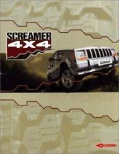 Screamer 4x4   Highly detailed and realistic driving physics   New In Box
