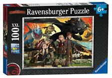 Ravensburger How To Train Your Dragon Xxl 100pc Jigsaw Puzzle 10918