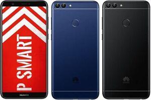 HUAWEI P smart 2018 Single SIM Smartphone ohne Simlock 5,6 Zoll 32GB Android 8