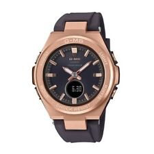 Casio Baby-G MSG-S200G-5A G-MS Series Solar Powered Analog Digital Ladies' Watch