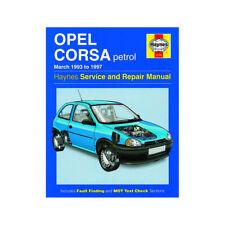Revues techniques pour automobile Opel
