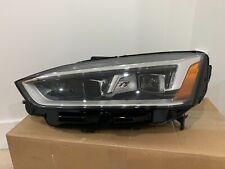 2018-2020 Audi A5 S5 RS5 Driver Headlight LED Adaptive Left LH 8W6941033F OEM
