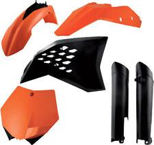 Acerbis Full Plastic Kit ORANGE KTM XC XCF SX SXF (see years) 2198070354 WP